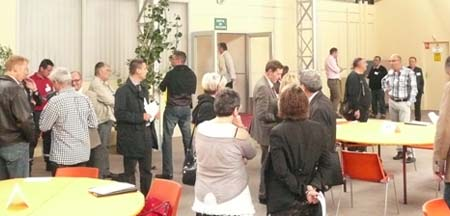 « Speed-dating professionnel » pour le Club des Dirigeants