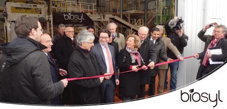 Près de 150 personnes accueillies pour l'inauguration Biosyl.