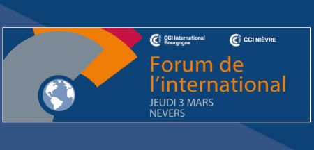 Participez au Forum de l'International de Nevers !