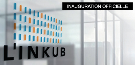 Inauguration de L'INKUB de NEVERS !