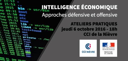 Intelligence économique : ateliers pratiques