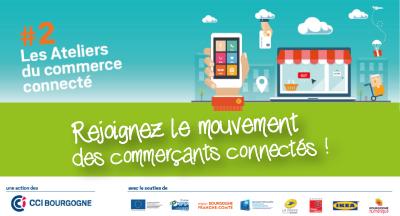 Rejoignez le mouvement des commerçants connectés !