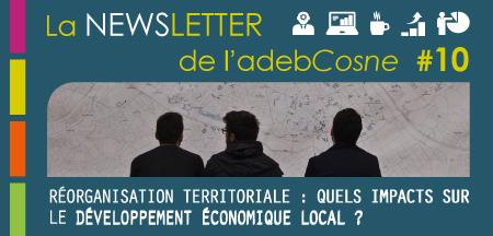 Newsletter n°10 : les impacts de la loi NOTRe