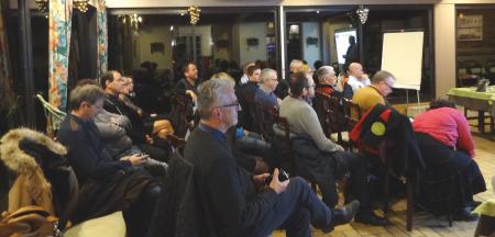 Dernière réunion de l'année pour le club des Dirigeants du bassin de Cosne-Cours-sur-Loire