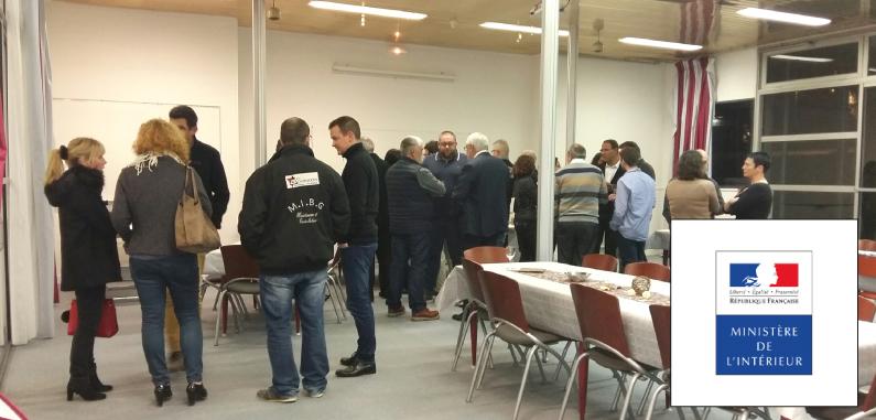 Le club des dirigeants sensibilisé à la sécurité en entreprise