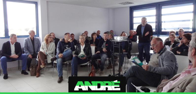 Club des dirigeants : à la découverte de la stratégie de croissance de l'entreprise André