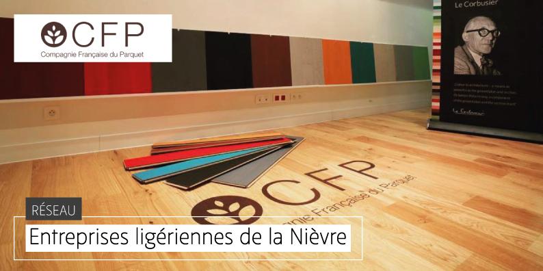 COMPAGNIE FRANÇAISE DU PARQUET : spécialiste de la fabrication de parquets haut de gamme