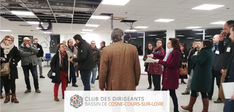 À la découverte du futur hôtel d'entreprises Grenadier de Cosne-Cours-sur-Loire !